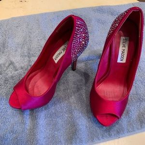 Steve Madden beautiful night shoes